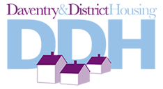 Daventry District Housing logo